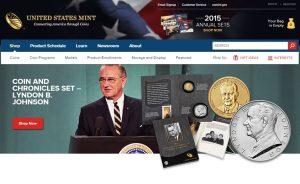 US Mint, LBJ Set