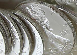 2015 American Eagle silver bullion coins