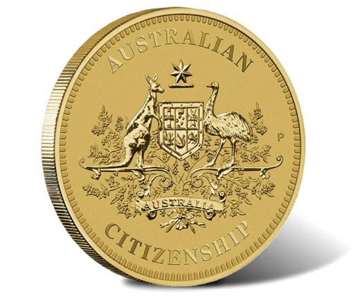 2016 Australian Citizenship $1 Coin
