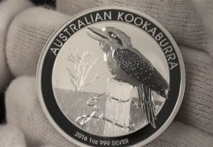 2016 Australian Kookaburra 1 oz Silver Bullion Coin Launches