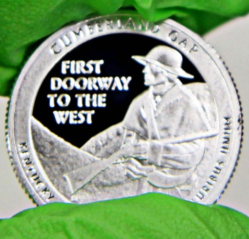 2016-S Proof Cumberland Gap National Historical Park Quarter -1