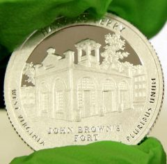 2016-S Proof Harpers Ferry National Historical Park Quarter, b