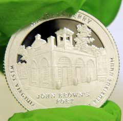2016-S Proof Harpers Ferry National Historical Park Quarter, c