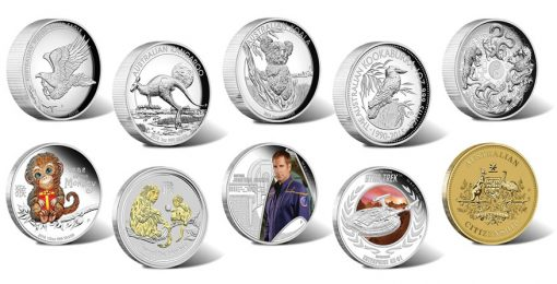 Perth Mint of Australia Coin Releases for November 2015