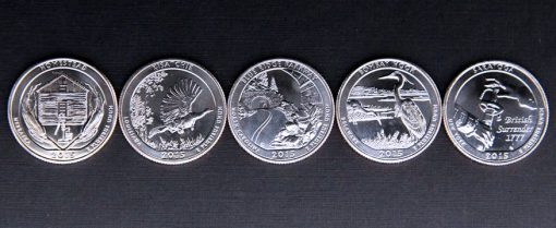 Photo of 2015 America the Beautiful Quarters