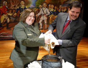Saratoga Quarter Launch Ceremony Highlights