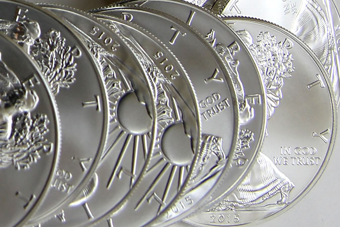 2015 Silver Eagle Sales Limit Set Last Week Of Production