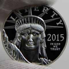 2015 Proof American Platinum Eagle, obverse-d