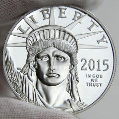 2015 Proof American Platinum Eagle, obverse-h