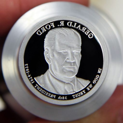 2016-S Gerald R. Ford Presidential $1 Coin Die