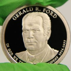 2016-S Proof Gerald R. Ford Presidential $1 Coin