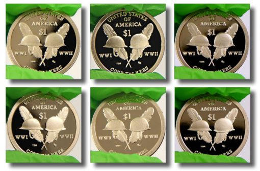 2016-S Proof Native American $1 Coins