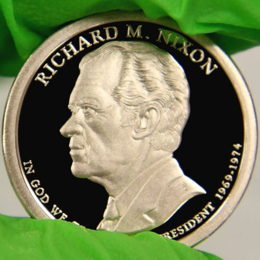 2016-S Proof Richard M. Nixon Presidential $1 Coin