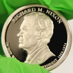 2016-S Proof Richard M. Nixon Presidential $1 Coin, c