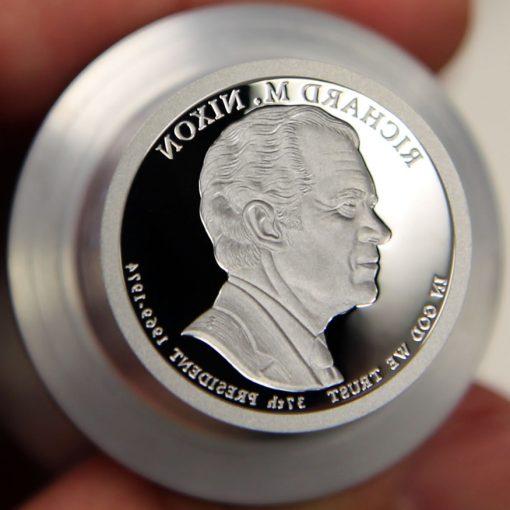 2016-S Richard M. Nixon Presidential $1 Coin Die