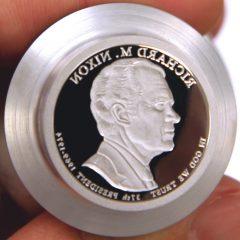 2016-S Richard M. Nixon Presidential $1 Coin Die, b