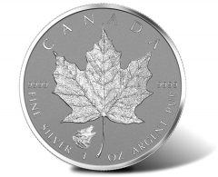 2016 Wolf Privy Silver Maple Leaf Sells Out