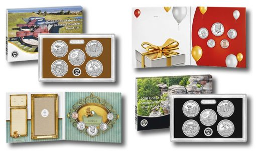 US Mint 2016 Products