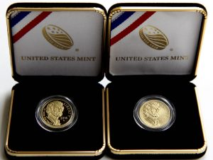 US Mint Sales: Mark Twain Gold Coins Debut