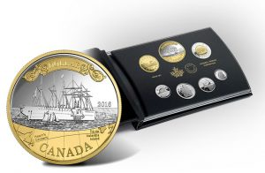 Canadian 2016 Silver Proof Set
