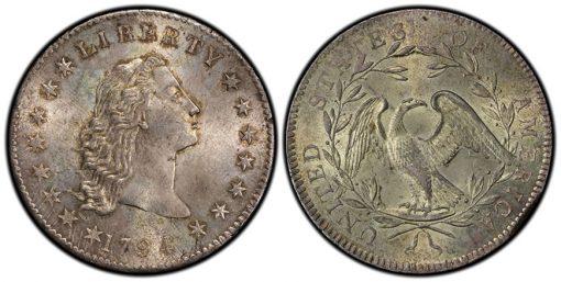 Lord St. Oswald 1794 dollar