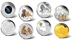 2016 Australian Collectible Coins for January