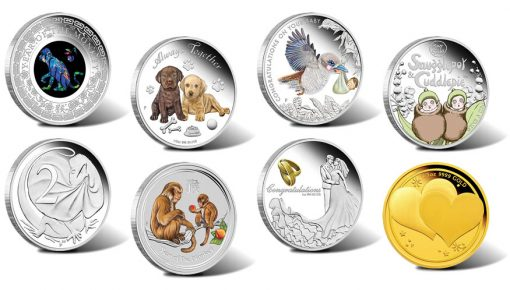 Perth Mint Australian Coin Releases for January 2016