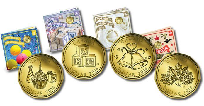 Royal Canadian Mint 2016 Gift Sets