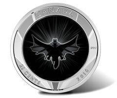 2016 25c Batman v Superman 3D Coin, a