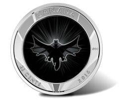 2016 25c Batman v Superman 3D Coin, a
