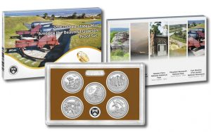 2016 America the Beautiful Quarters Proof Set Relaunches