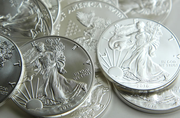 2016 American Silver Eagle Sales Mark Best February At 4