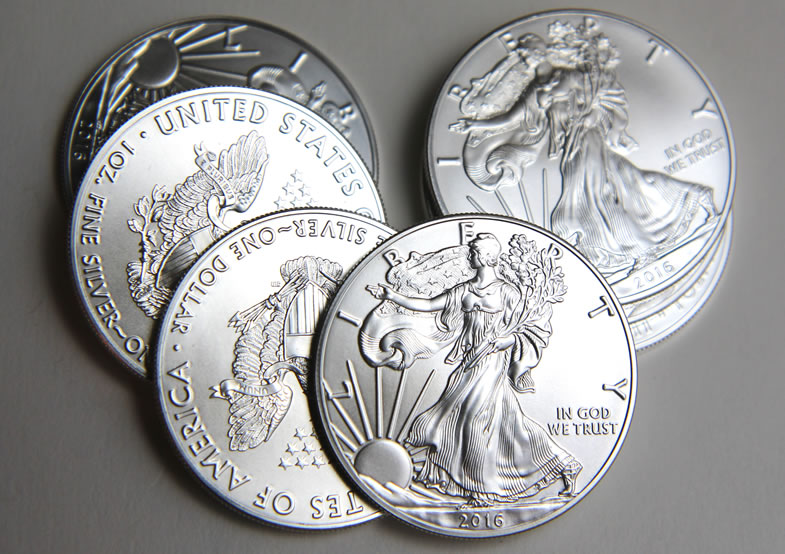 2016 Proof American Silver Eagle Early Release Pf70 Ngc