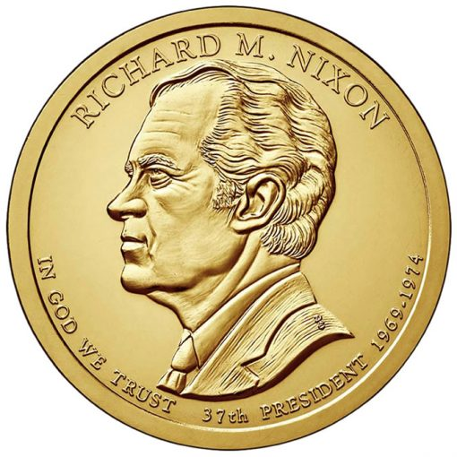 2016 Richard M. Nixon Presidential $1 Coin