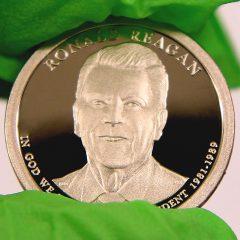 2016-S Proof Ronald Reagan Presidential $1 Coin, a11