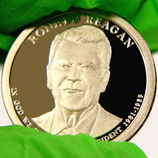 2016-S Proof Ronald Reagan Presidential $1 Coin11255
