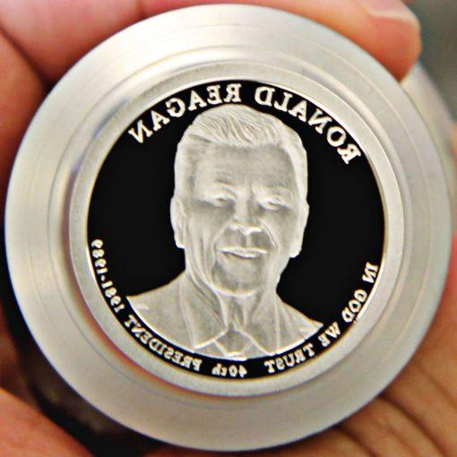2016-S Ronald Reagan Presidential $1 Coin Die