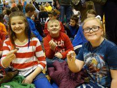 Kids getting free Shawnee quarter