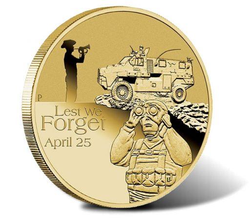2016 Anzac $1 Coin