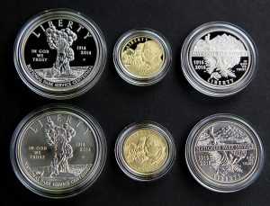 Introductory Prices on 2016 NPS Coins Ends Monday, April 25