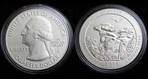 US Mint Sales: Kennedy, Quarter, and Shawnee Products Debut