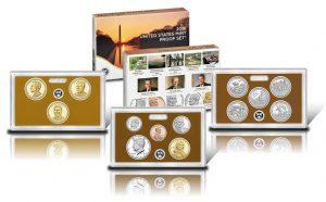 2016 United States Mint Proof Set