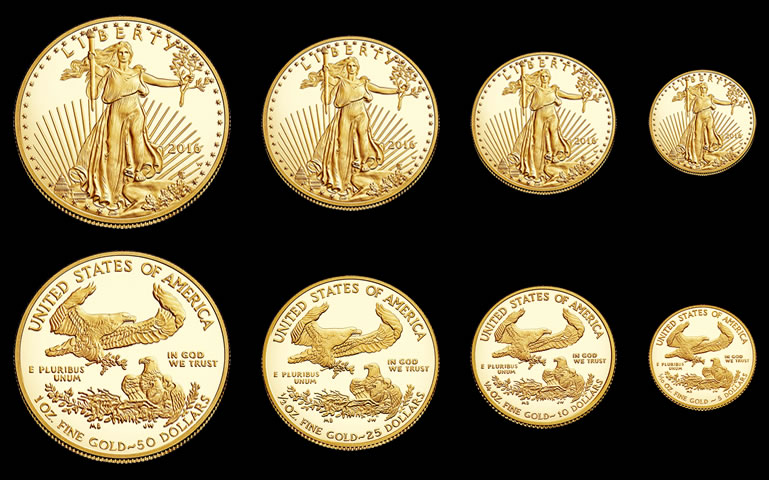 2016 W Proof American Gold Eagles Launch Coin News