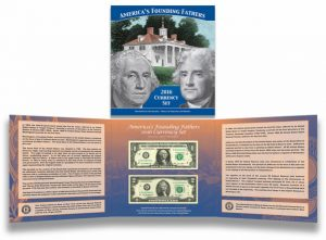 America's Founding Fathers Currency Set for 2016