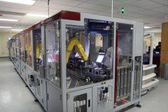 San Francisco Mint Farason robotics system