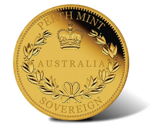 2016 $25 Australian Sovereign Gold Proof Coin