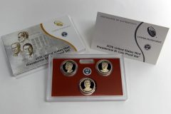 2016 Presidential $1 Coin Proof Set and Packaging Photo