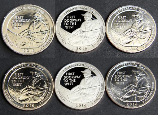 Cumberland Gap National Historical Park Quarters Photos