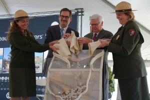 Cumberland Gap Quarter Launch Ceremony Highlights