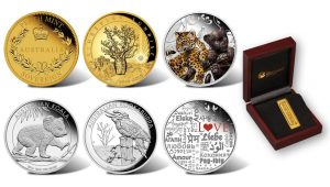 2016 Australian Collector Coins for May